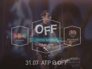 OFF Festival 2014 – dzień 0