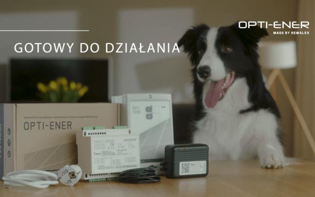 Opti-Ener Hewalex - reklama